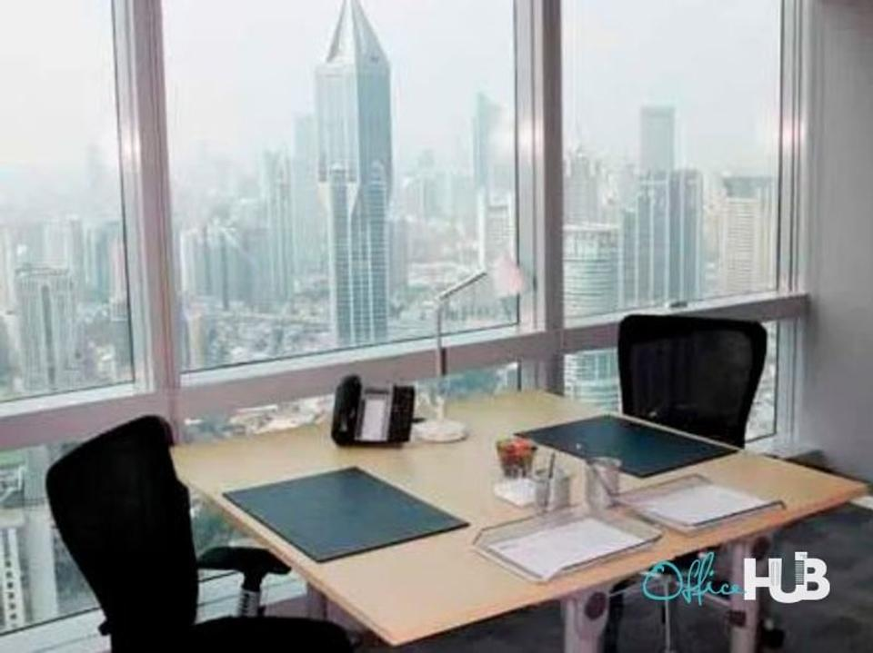 16 Person Private Office For Lease At 268 Xizang Zhong Road, Huangpu District, Shanghai, 200001 - image 2