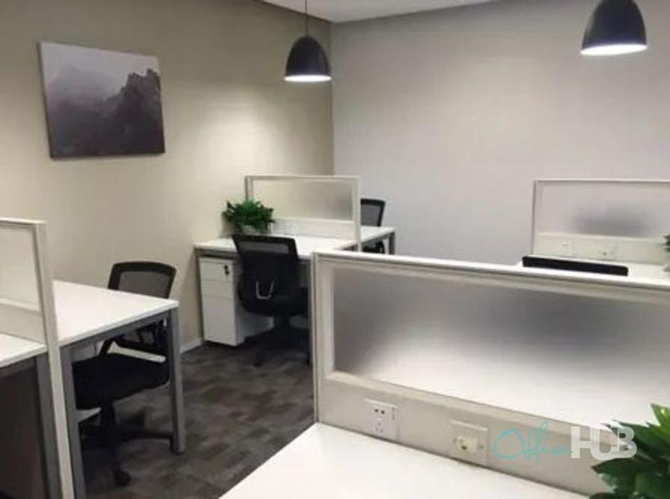 8 Person Private Office For Lease At 21 Huanghe Road, Huangpu District, Shanghai, 200003 - image 2