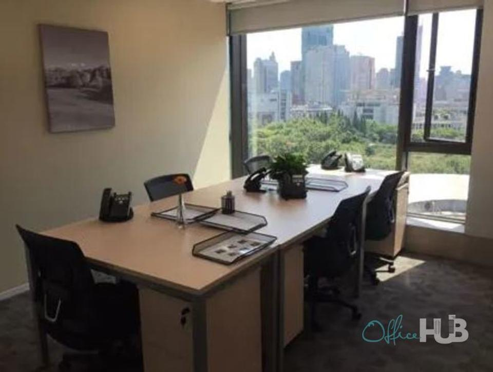 8 Person Private Office For Lease At 21 Huanghe Road, Huangpu District, Shanghai, 200003 - image 1