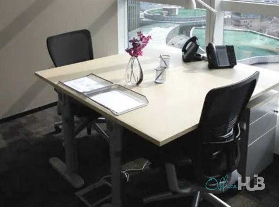 4 Person Private Office For Lease At 1266 West Nanjing Road, Jing'an District, Shanghai, 200040 - image 2