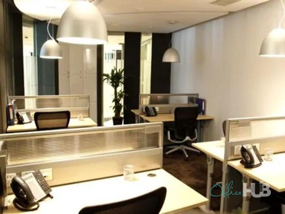4 Person Private Office For Lease At 1266 West Nanjing Road, Jing'an District, Shanghai, 200040 - image 1