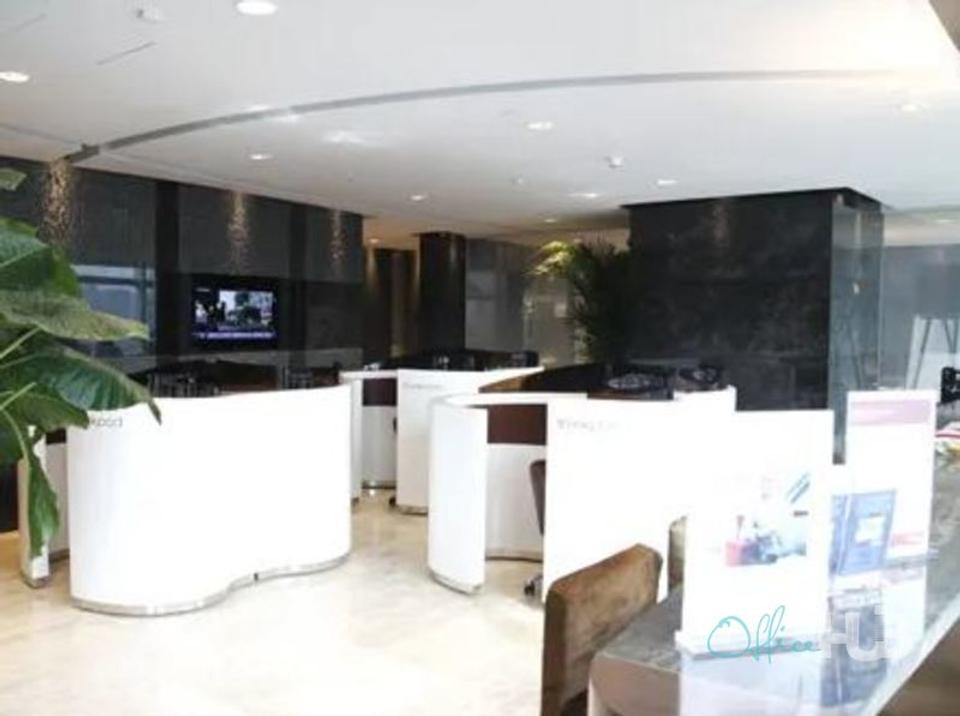 3 Person Coworking Office For Lease At 1266 West Nanjing Road, Jing'an District, Shanghai, 200040 - image 1