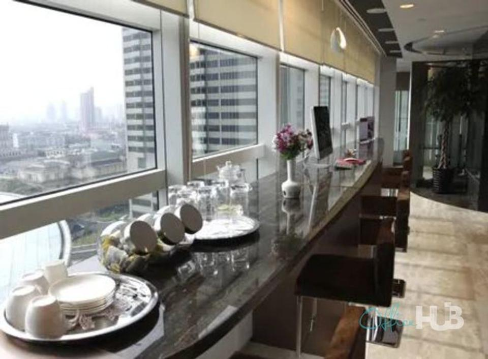4 Person Private Office For Lease At 1266 West Nanjing Road, Jing'an District, Shanghai, 200040 - image 3
