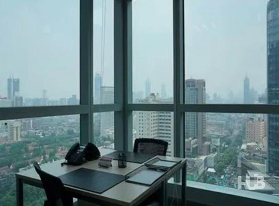 1 Person Coworking Office For Lease At 1045 Middle Huihai Road, Xuhui District, Shanghai, 200031 - image 1