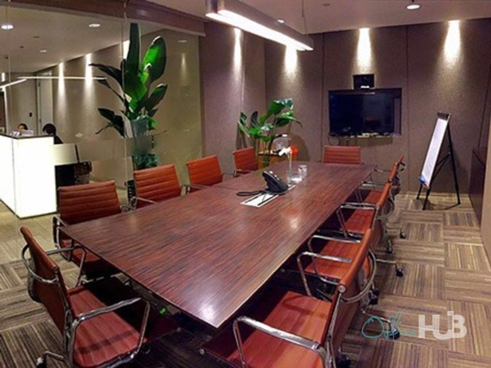 3 Person Private Office For Lease At 1376 Nanjing Road West, Jing'an District, Shanghai, 200040 - image 3