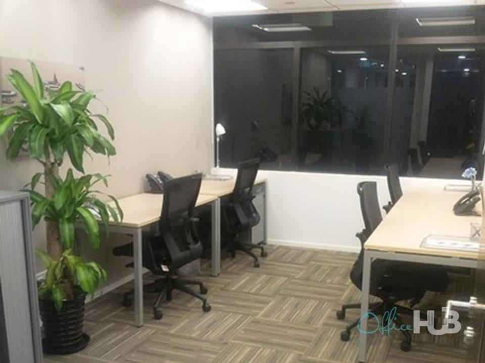 3 Person Private Office For Lease At 1376 Nanjing Road West, Jing'an District, Shanghai, 200040 - image 2