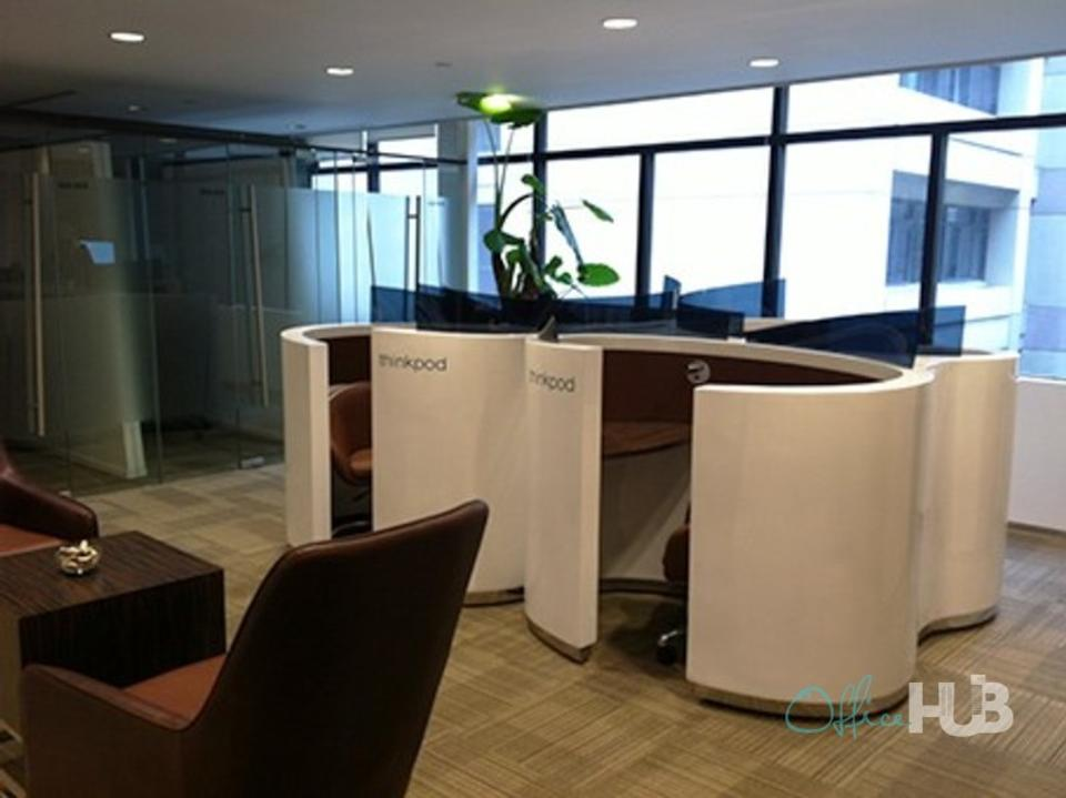 3 Person Private Office For Lease At 1376 Nanjing Road West, Jing'an District, Shanghai, 200040 - image 1