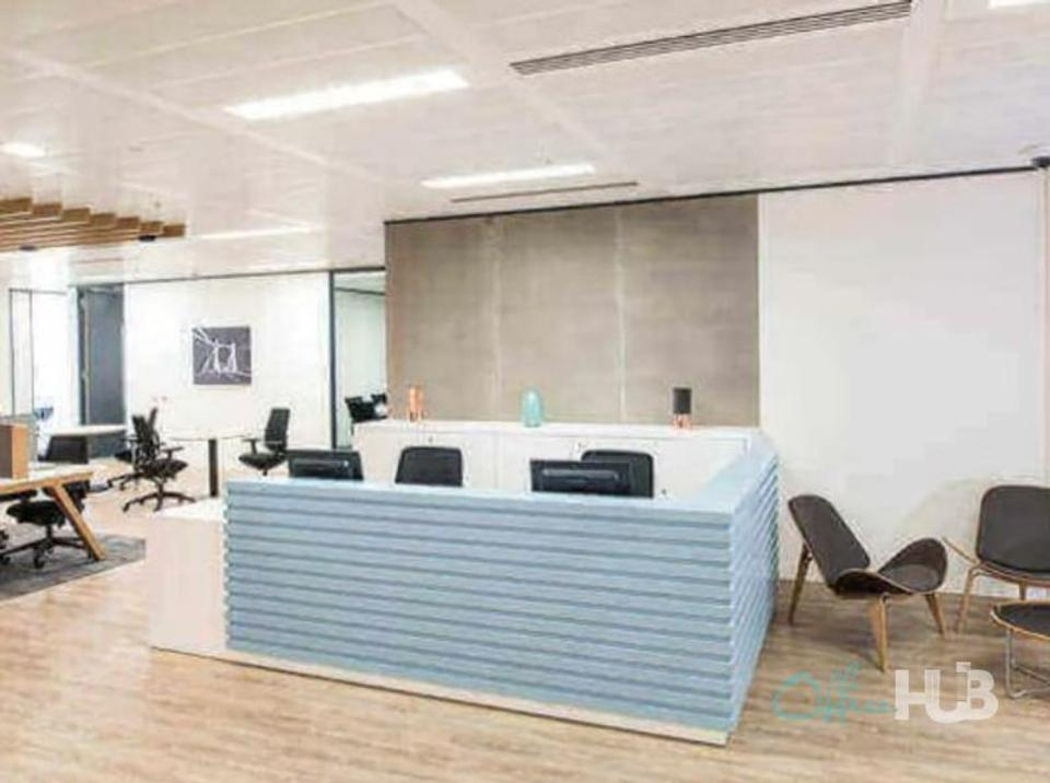 6 Person Private Office For Lease At 568 Hengfeng Road, Zhabei District, Shanghai, 200070 - image 1