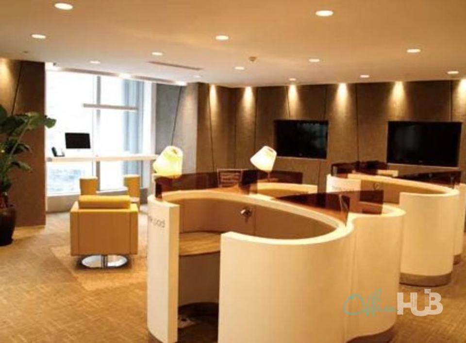 1 Person Private Office For Lease At 1788 Nanjing West Road, Jing'an District, Shanghai, 200040 - image 2