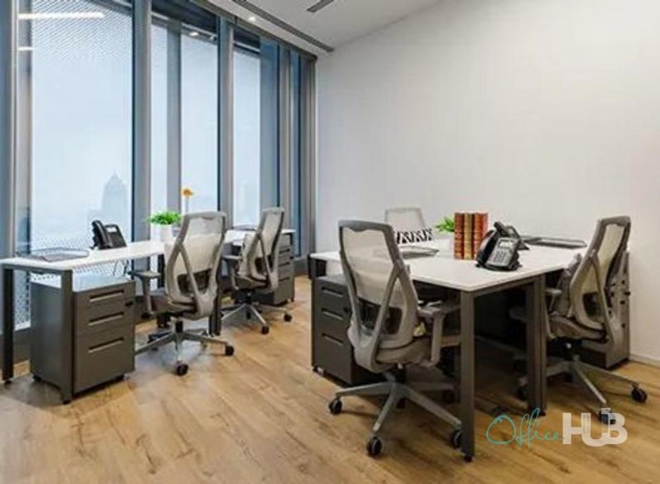 4 Person Private Office For Lease At 501 Middle Yincheng Road, Lujiazui, Pudong District, Shanghai, 200120 - image 2