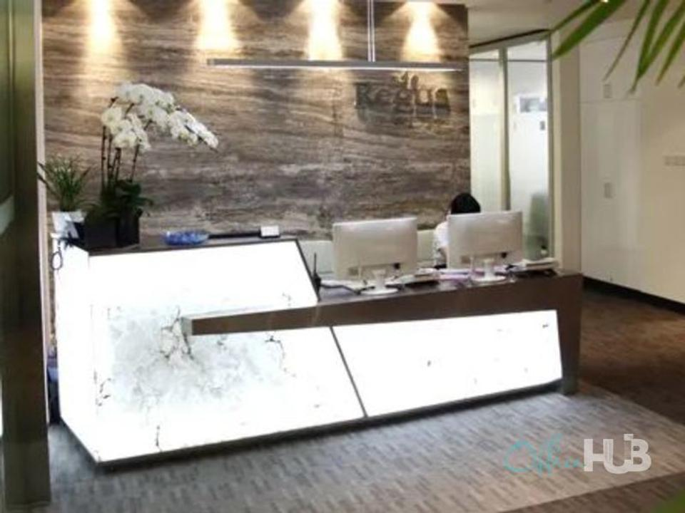 12 Person Private Office For Lease At 88 Shi Ji Avenue, Pudong District, Shanghai, 200120 - image 1