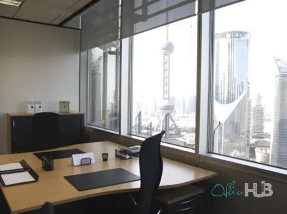12 Person Private Office For Lease At 88 Shi Ji Avenue, Pudong District, Shanghai, 200120 - image 3