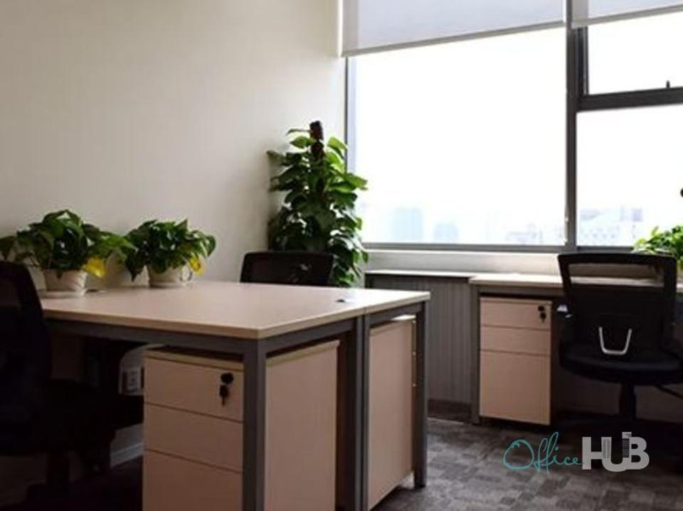8 Person Private Office For Lease At 688 Dalian Road, Yangpu District, Shanghai, 200082 - image 1