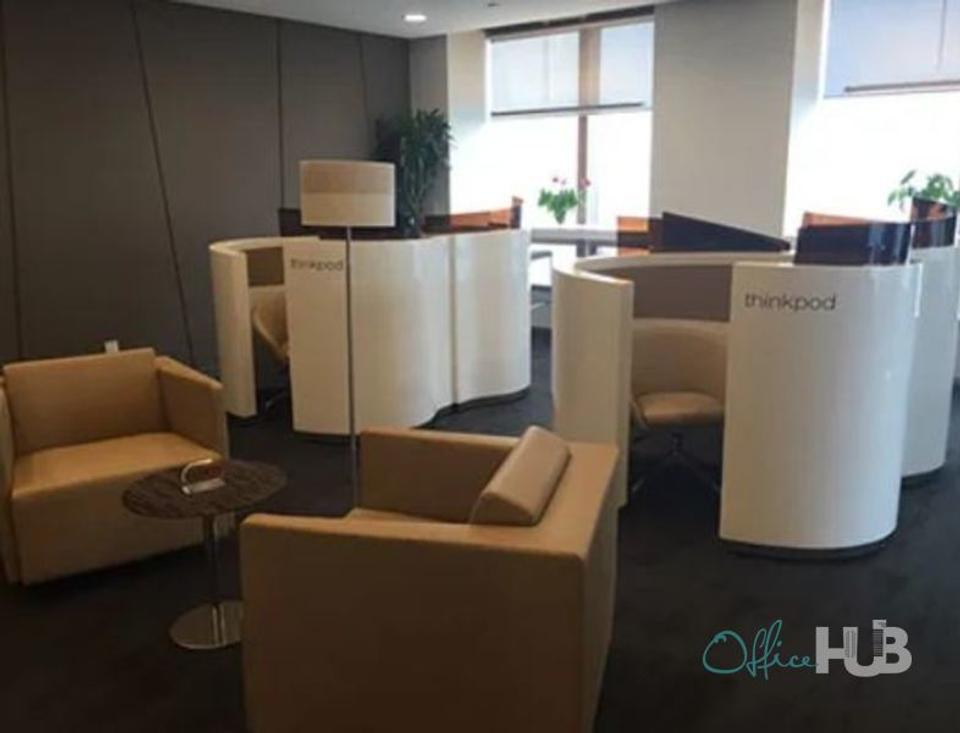 16 Person Private Office For Lease At 3 Hongqiao Road, Xuhui District, Shanghai, 200030 - image 2