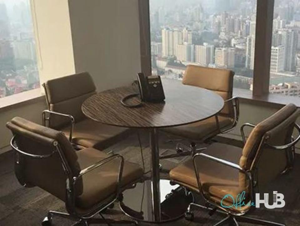 8 Person Private Office For Lease At 3 Hongqiao Road, Xuhui District, Shanghai, 200030 - image 2