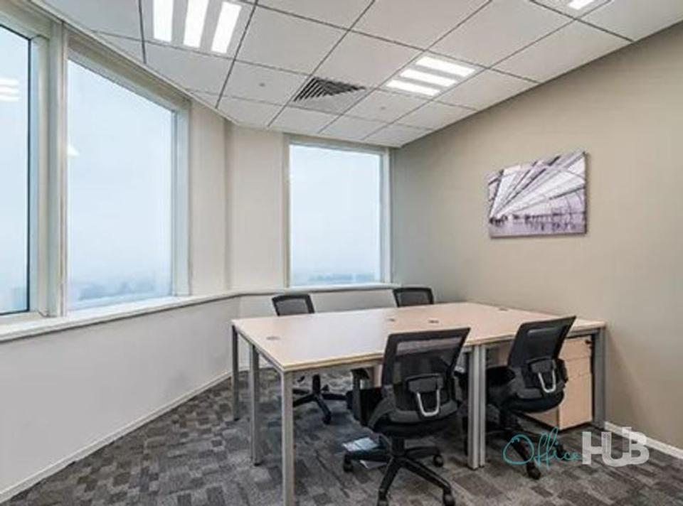 16 Person Private Office For Lease At 8 Xingyi Road, Changing District, Shanghai, 200336 - image 3