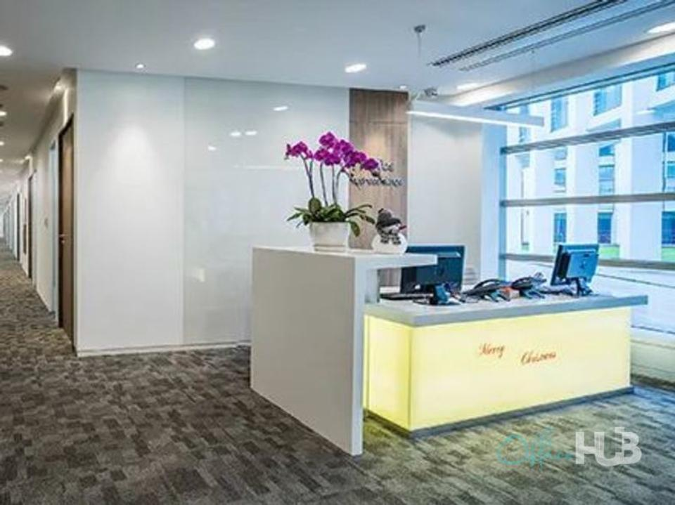 3 Person Private Office For Lease At 888 Bibo Road, Pudong District, Shanghai, 200120 - image 1