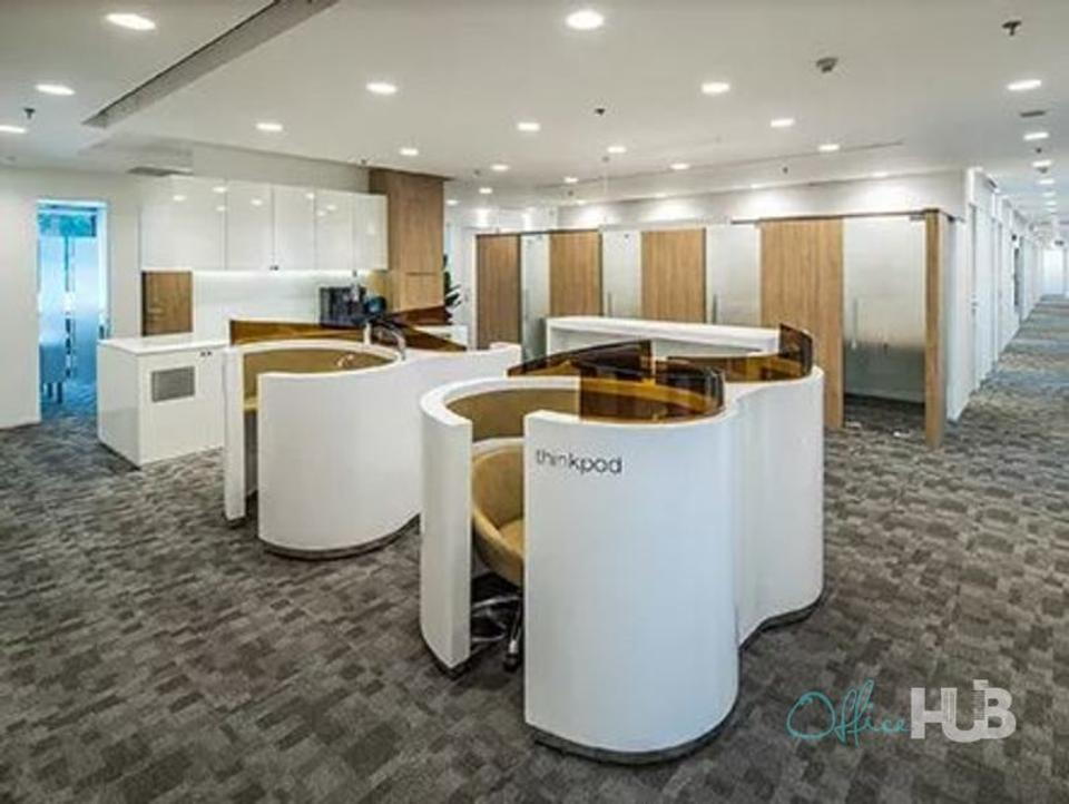 3 Person Private Office For Lease At 888 Bibo Road, Pudong District, Shanghai, 200120 - image 3