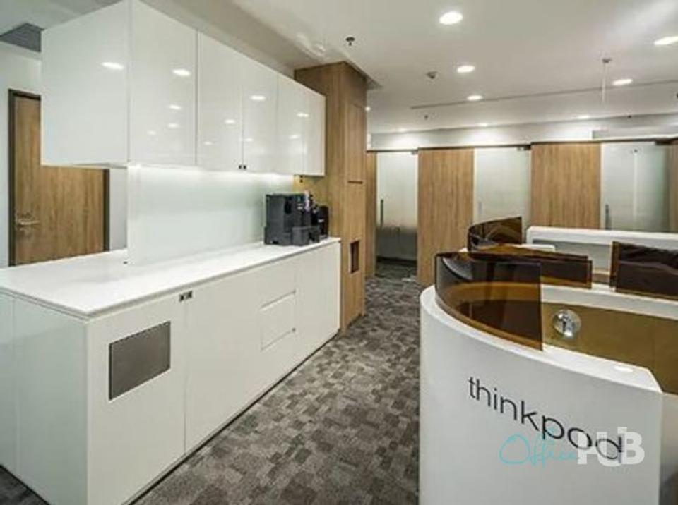 16 Person Private Office For Lease At 888 Bibo Road, Pudong District, Shanghai, 200120 - image 1