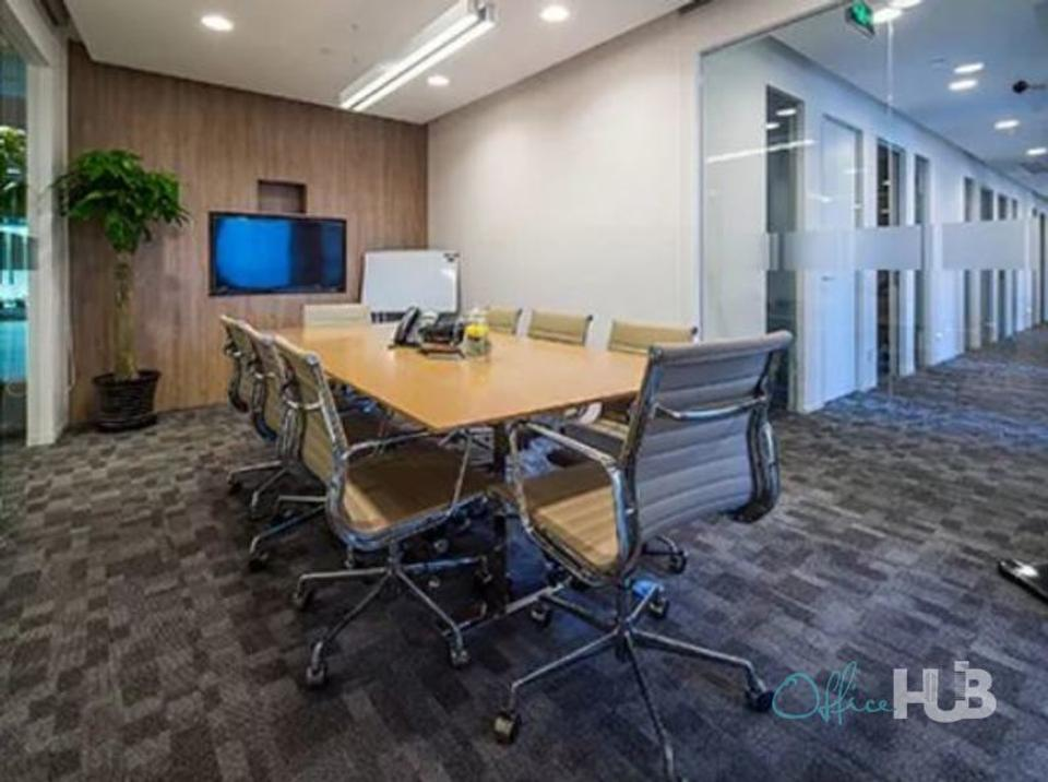 10 Person Private Office For Lease At 888 ShenChang Road, Minhang District, Shanghai, 201100 - image 1