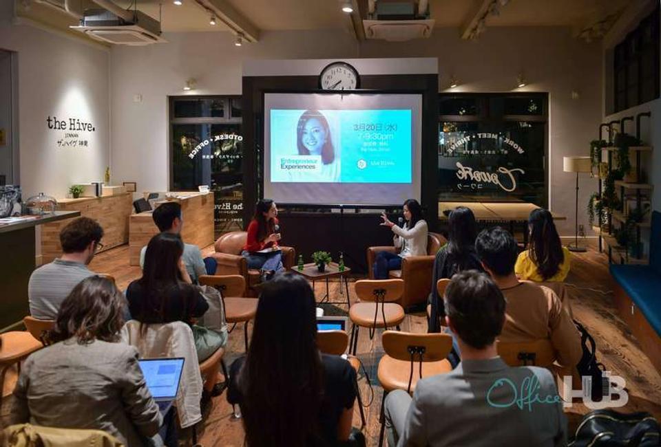 12 Person Private Office For Lease At Jinnan, Shibuya-ku, Tokyo, 150-0041 - image 1