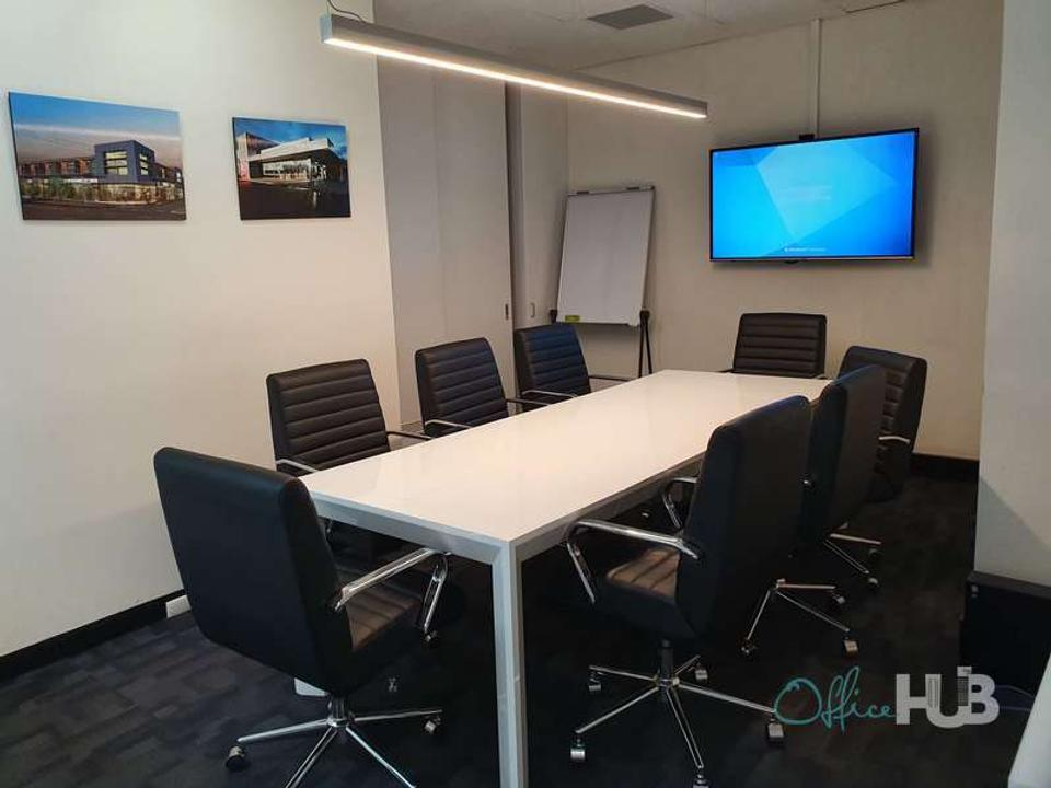4 Person Shared Office For Lease At 390 St Kilda Road, Melbourne, VIC, 3004 - image 1