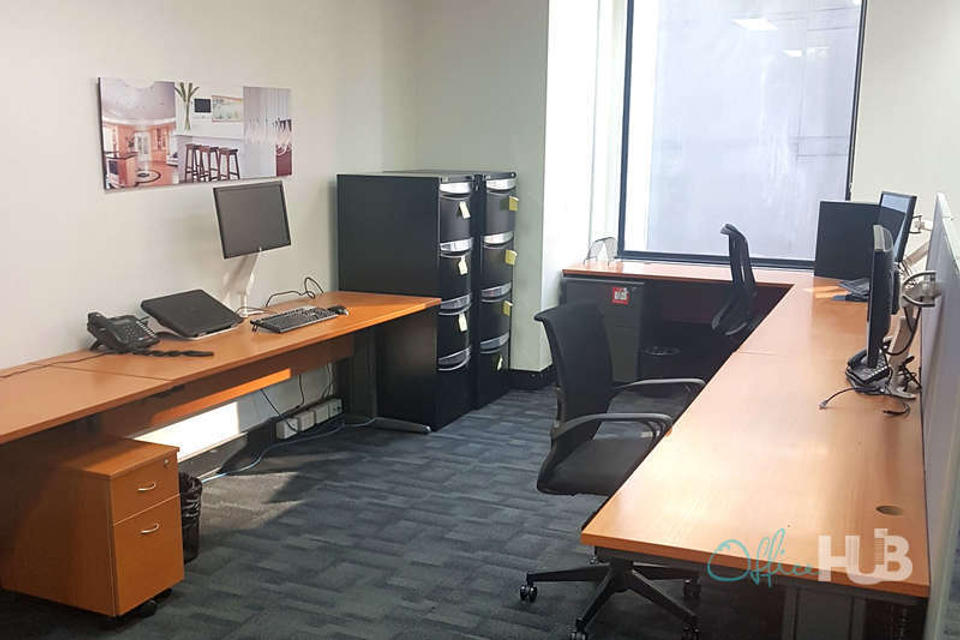 4 Person Shared Office For Lease At 390 St Kilda Road, Melbourne, VIC, 3004 - image 3