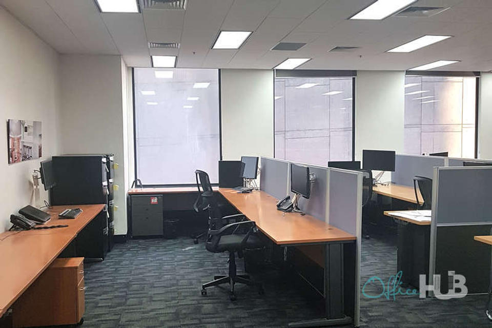 4 Person Shared Office For Lease At 390 St Kilda Road, Melbourne, VIC, 3004 - image 2