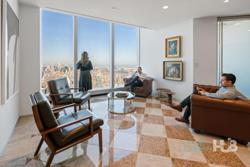 4 Person Private Office For Lease At 285 Fulton Street, New York, NY, 10007 - image 3