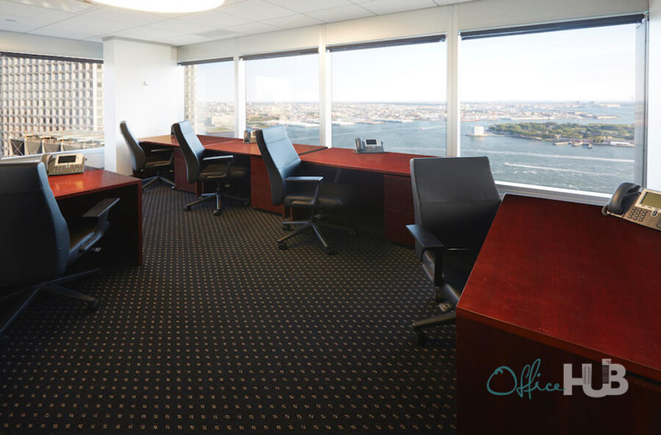 7 Person Private Office For Lease At 17 State Street, Manhattan, NY, 10004 - image 2