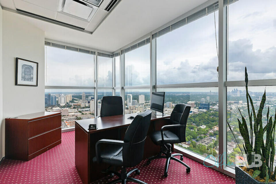 4 Person Private Office For Lease At 2800 Post Oak Boulevard, Houston, Texas, 19103 - image 2