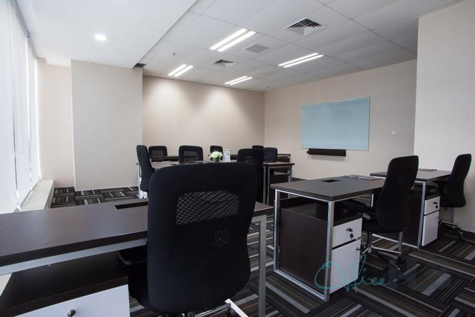 8 Person Private Office For Lease At 86 Jl. Jend. Sudirman, Central Jakarta, Jakarta, 10220 - image 2