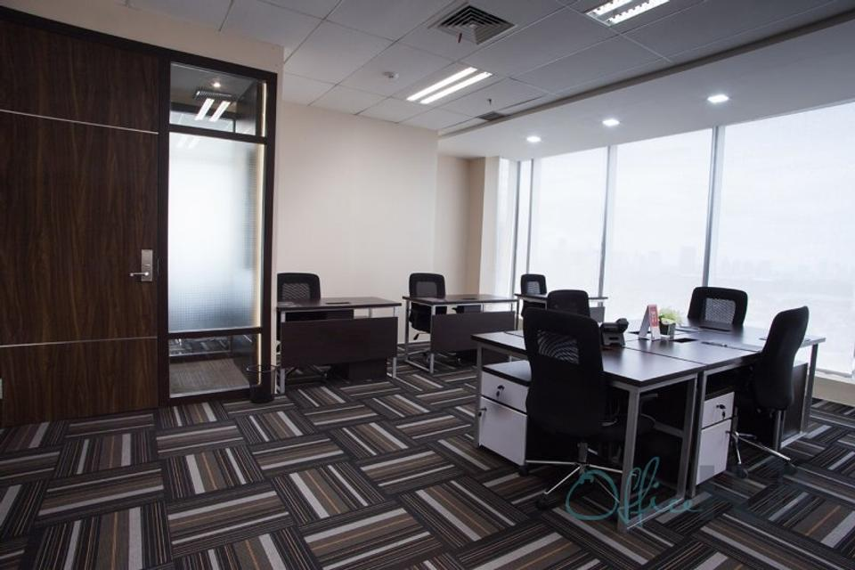 6 Person Private Office For Lease At 86 Jl. Jend. Sudirman, Central Jakarta, Jakarta, 10220 - image 1