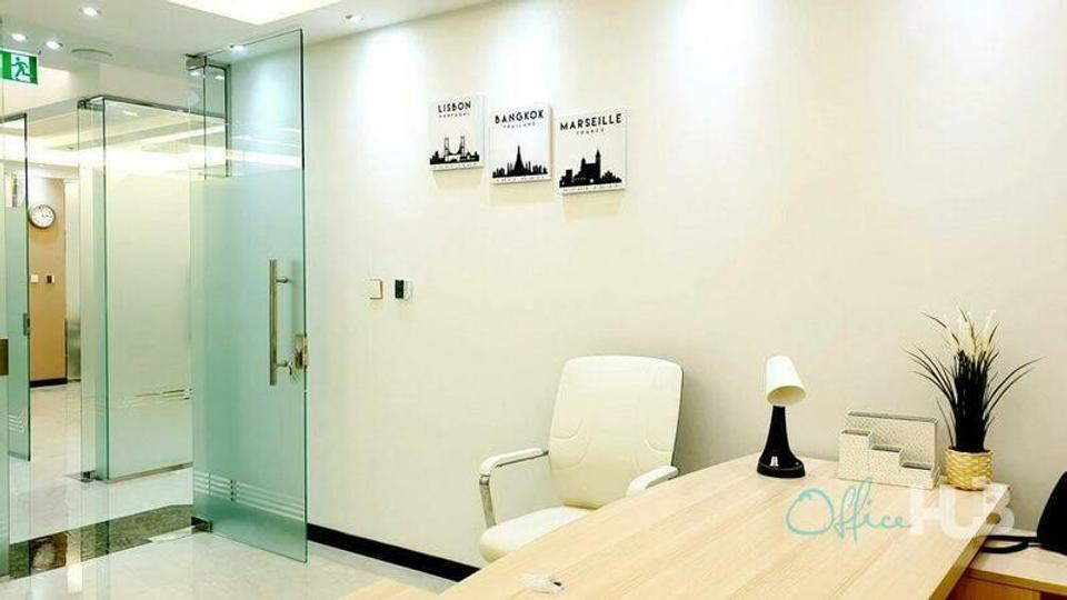 5 Person Private Office For Lease At 1 Happiness Street, Dubai, Business Bay, 00000 - image 1