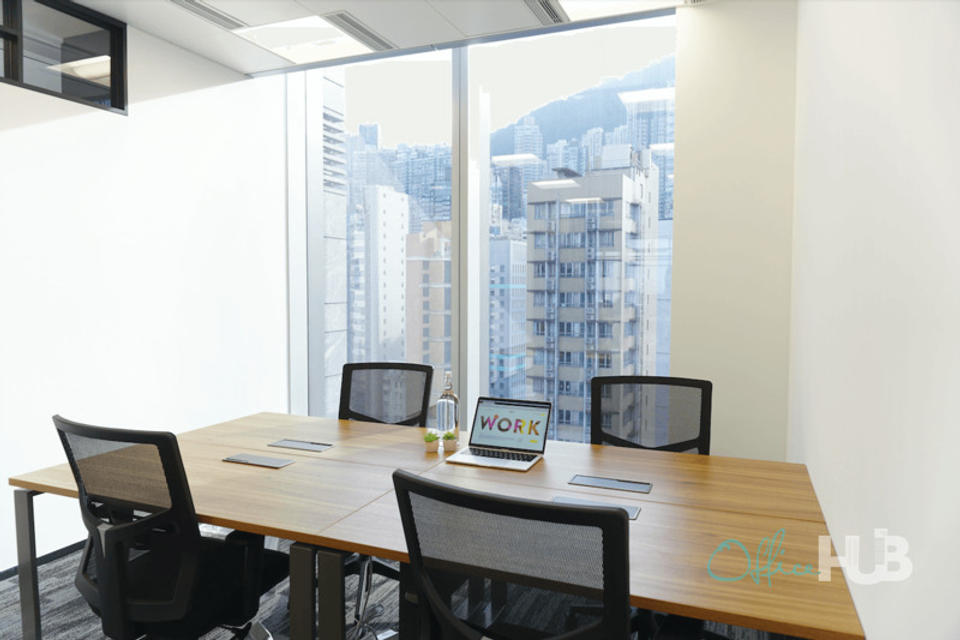 9 Person Private Office For Lease At 162 Queen's Road Central, Central, Hong Kong Island, - image 1