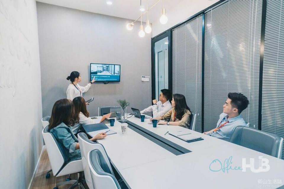 4 Person Private Office For Lease At 2A Jalan Mutiara Emas 2A, Taman Mount Austin, Johor Bahru, Johor, 81100 - image 1