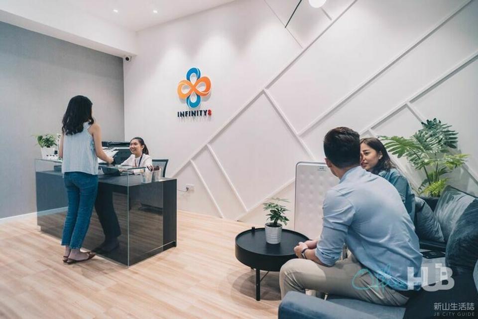 1 Person Coworking Office For Lease At 2A Jalan Mutiara Emas 2A, Taman Mount Austin, Johor Bahru, Johor, 81100 - image 3