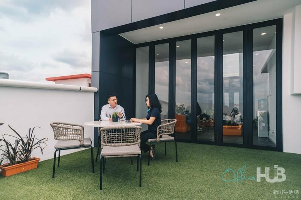 1 Person Coworking Office For Lease At 2A Jalan Mutiara Emas 2A, Taman Mount Austin, Johor Bahru, Johor, 81100 - image 1