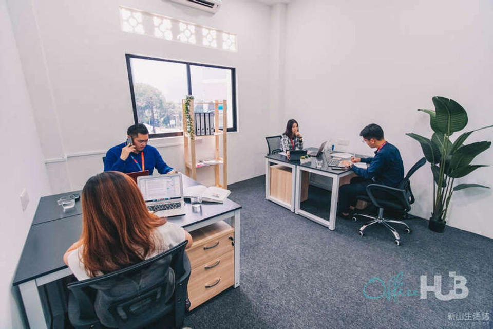 3 Person Private Office For Lease At 60A Tebrau Highway, Johor Bahru, Johor, 80300 - image 1