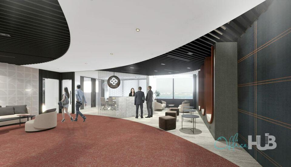 1 Person Coworking Office For Lease At Menara JLand, Johor Bahru City Centre, Jalan Tun Abdul Razak,, Johor Bahru, Johor, 80000 - image 3