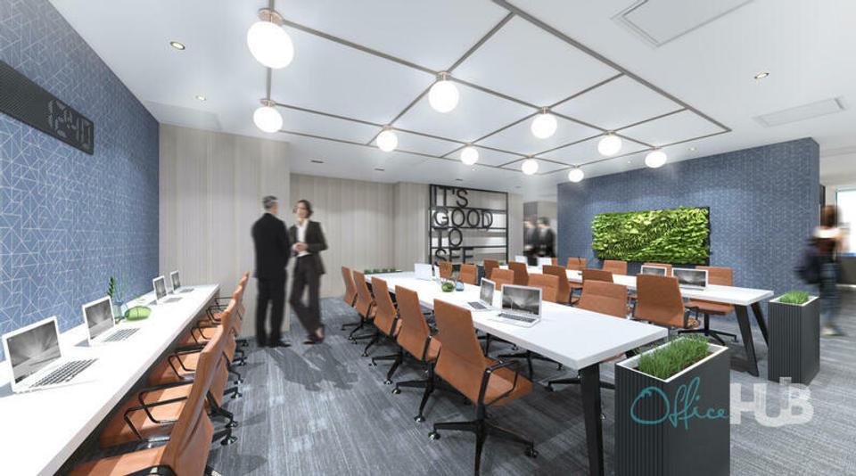 1 Person Coworking Office For Lease At Menara JLand, Johor Bahru City Centre, Jalan Tun Abdul Razak,, Johor Bahru, Johor, 80000 - image 1