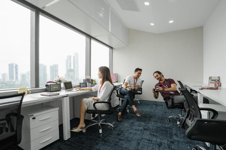 5 Person Private Office For Lease At Menara JLand, Johor Bahru City Centre, Jalan Tun Abdul Razak,, Johor Bahru, Johor, 80000 - image 3
