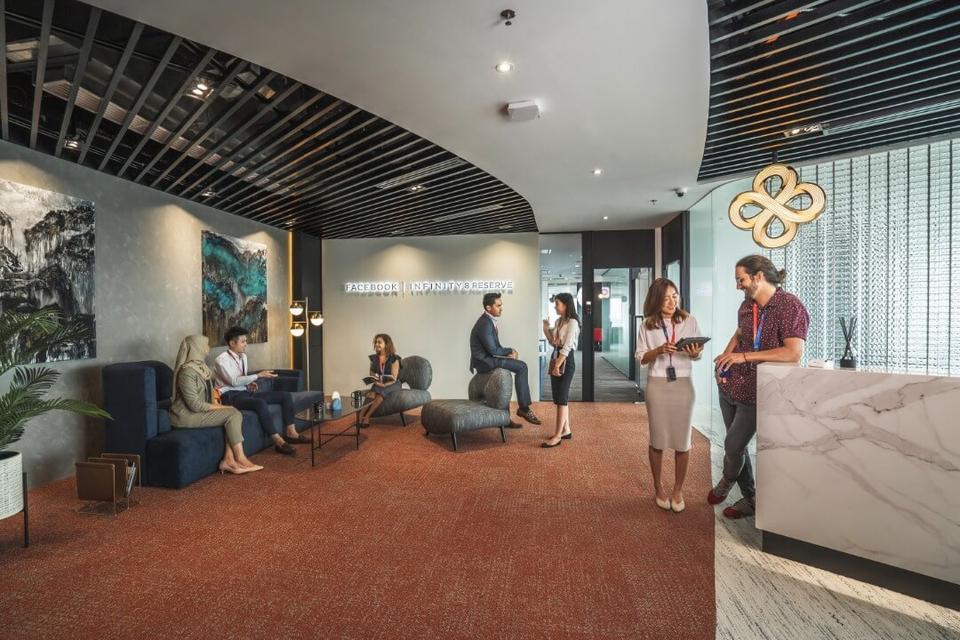 2 Person Private Office For Lease At Menara JLand, Johor Bahru City Centre, Jalan Tun Abdul Razak,, Johor Bahru, Johor, 80000 - image 2
