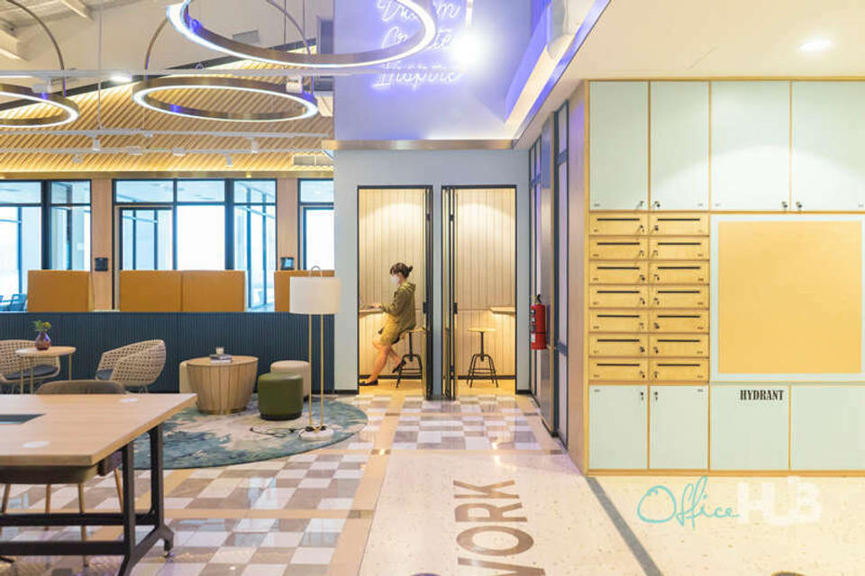 2 Person Private Office For Lease At 10 Jl. Kemang Raya, South Jakarta, DKI Jakarta, 12730 - image 1
