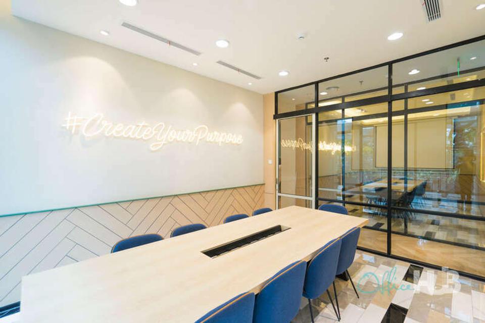 5 Person Private Office For Lease At Puri Indah CBD, Jl. Puri Indah Raya, Kembangan Selatan, West Jakarta, DKI Jakarta, 11610 - image 1