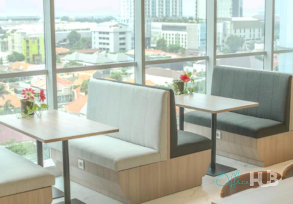 4 Person Private Office For Lease At 21 Jl. Taman AIS Nasution, Surabaya, Jawa Timur, 60271 - image 3