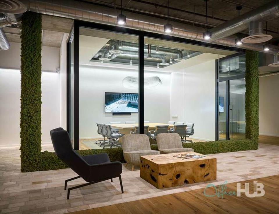 5 Person Private Office For Lease At 6555 Barton Ave, Los Angeles, CA, 90038 - image 2