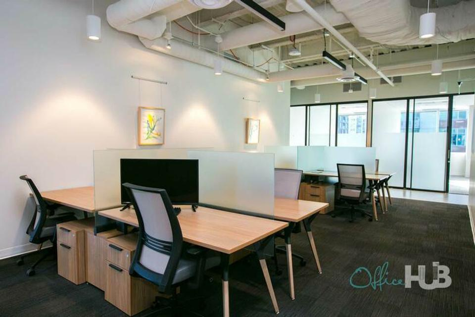 4 Person Private Office For Lease At 1801 Wewatta St, Denver, Colorado, 80202 - image 1