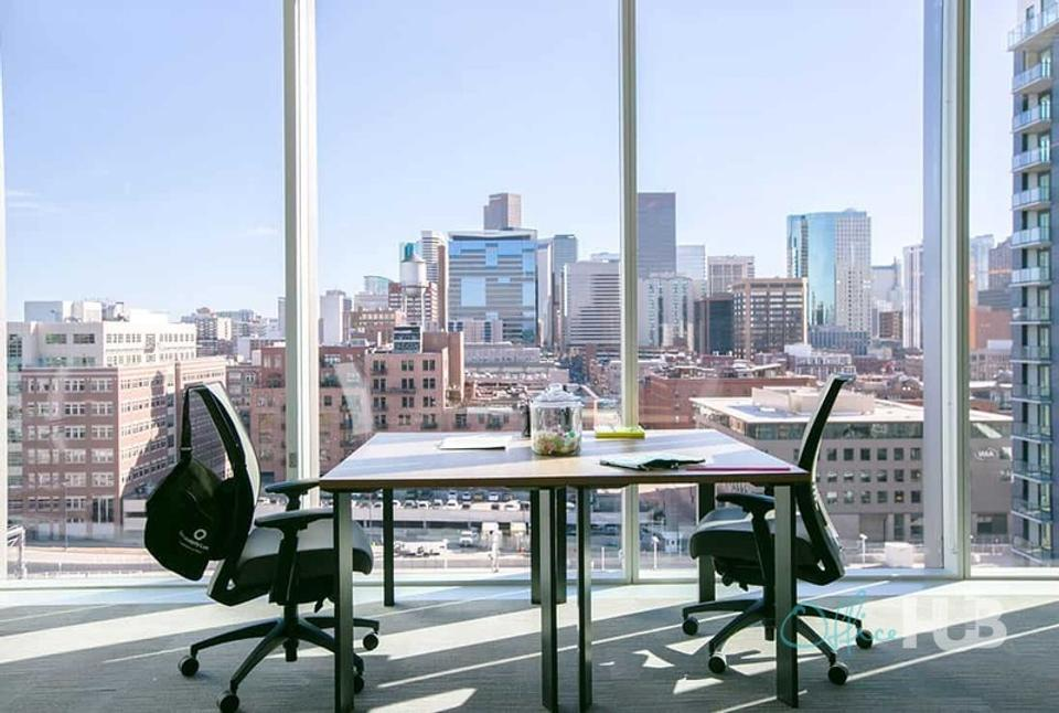 4 Person Private Office For Lease At 1801 Wewatta St, Denver, Colorado, 80202 - image 3