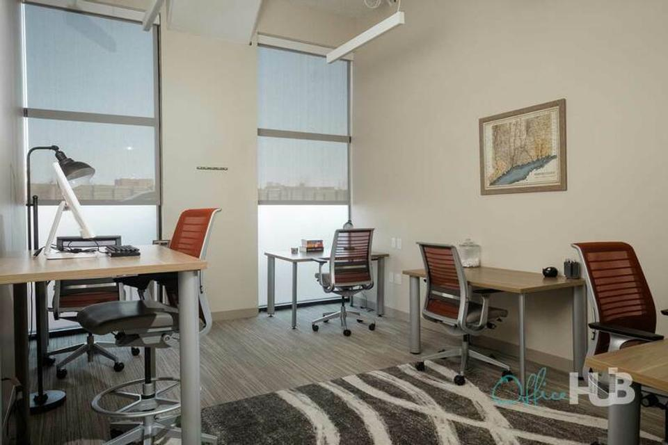 4 Person Private Office For Lease At 700 Canal St, Stamford, Connecticut, 6902 - image 2